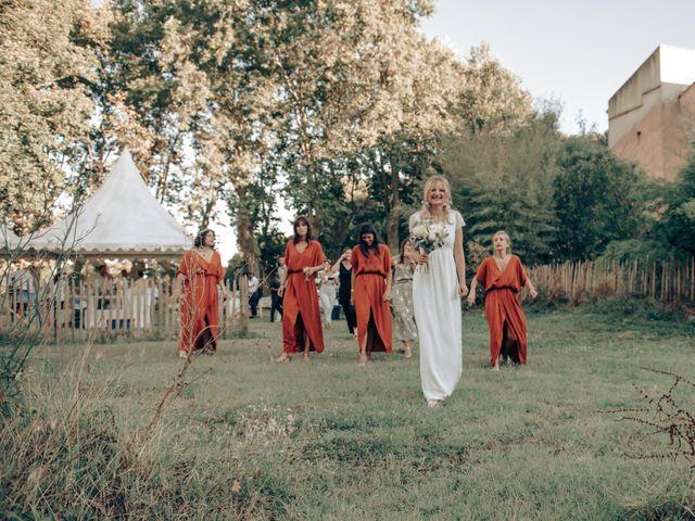 Le mariage de Bruno et Maëlle à Quarante, Hérault 96