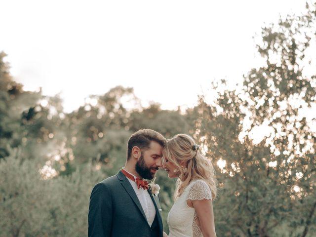 Le mariage de Bruno et Maëlle à Quarante, Hérault 102