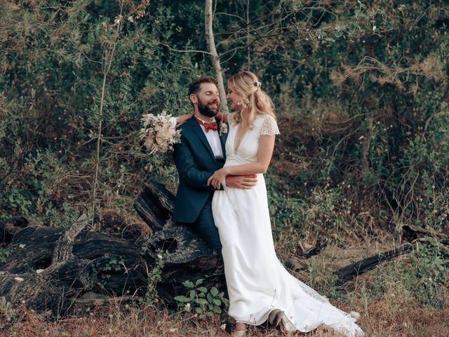 Le mariage de Bruno et Maëlle à Quarante, Hérault 105