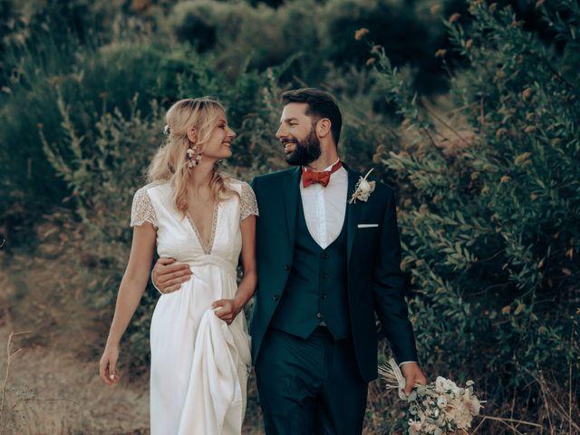 Le mariage de Maëlle et Bruno