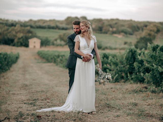 Le mariage de Bruno et Maëlle à Quarante, Hérault 108