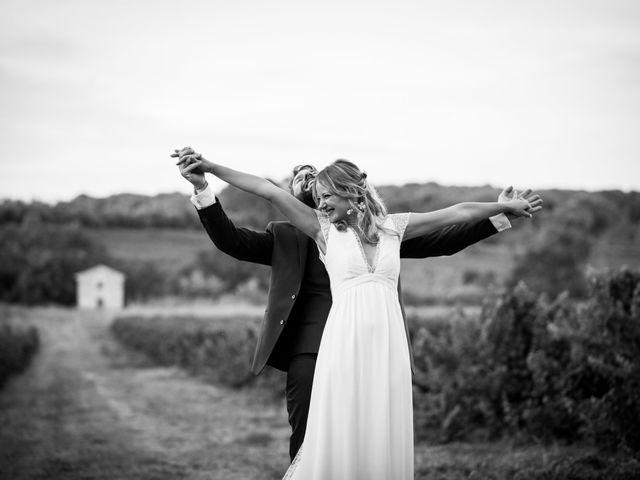 Le mariage de Bruno et Maëlle à Quarante, Hérault 110