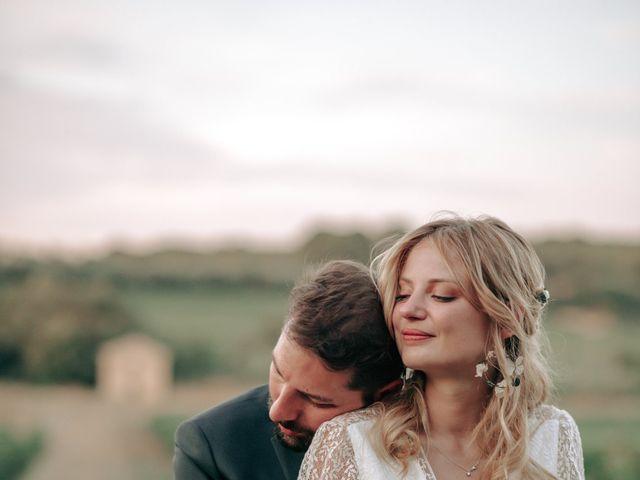 Le mariage de Bruno et Maëlle à Quarante, Hérault 111
