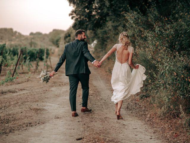 Le mariage de Bruno et Maëlle à Quarante, Hérault 112