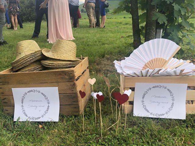 Le mariage de Pierre et Solène à Saint-Lager, Rhône 4