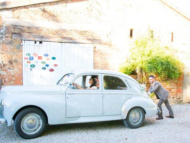 Le mariage de Sébastien et Cécile à Toulouse, Haute-Garonne 29