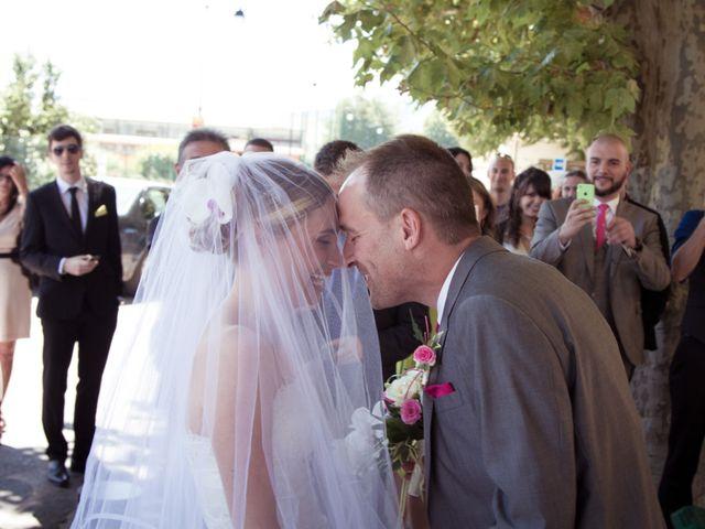 Le mariage de Philippe et Cécile à La Tour-d'Aigues, Vaucluse 1