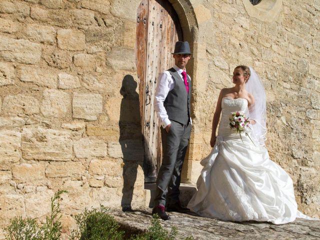 Le mariage de Philippe et Cécile à La Tour-d'Aigues, Vaucluse 4