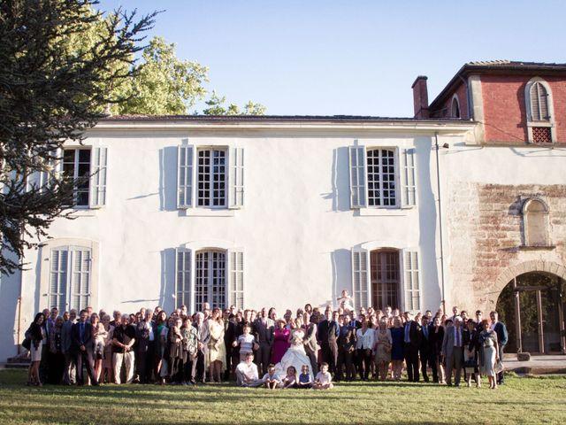 Le mariage de Philippe et Cécile à La Tour-d'Aigues, Vaucluse 6