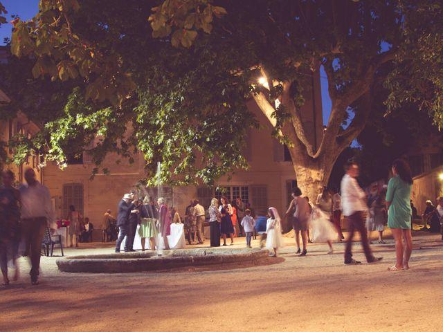 Le mariage de Philippe et Cécile à La Tour-d'Aigues, Vaucluse 7