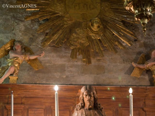 Le mariage de Philippe et Cécile à La Tour-d'Aigues, Vaucluse 10