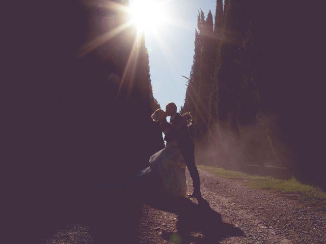 Le mariage de Philippe et Cécile à La Tour-d'Aigues, Vaucluse 2