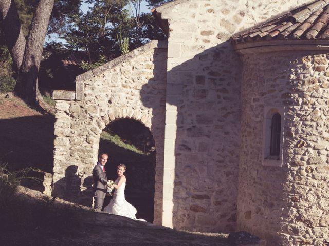 Le mariage de Philippe et Cécile à La Tour-d'Aigues, Vaucluse 12