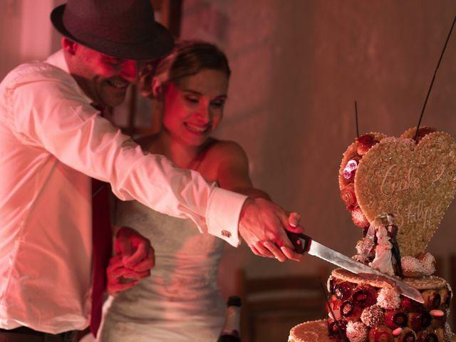 Le mariage de Philippe et Cécile à La Tour-d'Aigues, Vaucluse 15