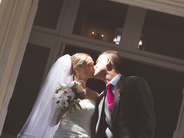 Le mariage de Philippe et Cécile à La Tour-d'Aigues, Vaucluse 18