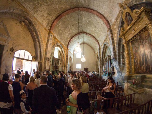 Le mariage de Philippe et Cécile à La Tour-d'Aigues, Vaucluse 21