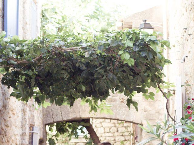 Le mariage de Philippe et Cécile à La Tour-d'Aigues, Vaucluse 23