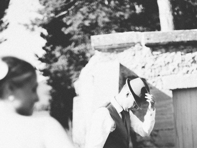 Le mariage de Philippe et Cécile à La Tour-d'Aigues, Vaucluse 26