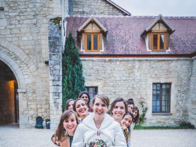 Le mariage de Sébastien et Camille à Chantilly, Oise 10