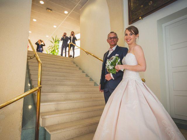 Le mariage de Sébastien et Camille à Chantilly, Oise 12