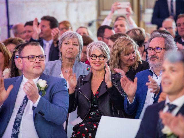Le mariage de Mathieu et Laura à Cambrai, Nord 2
