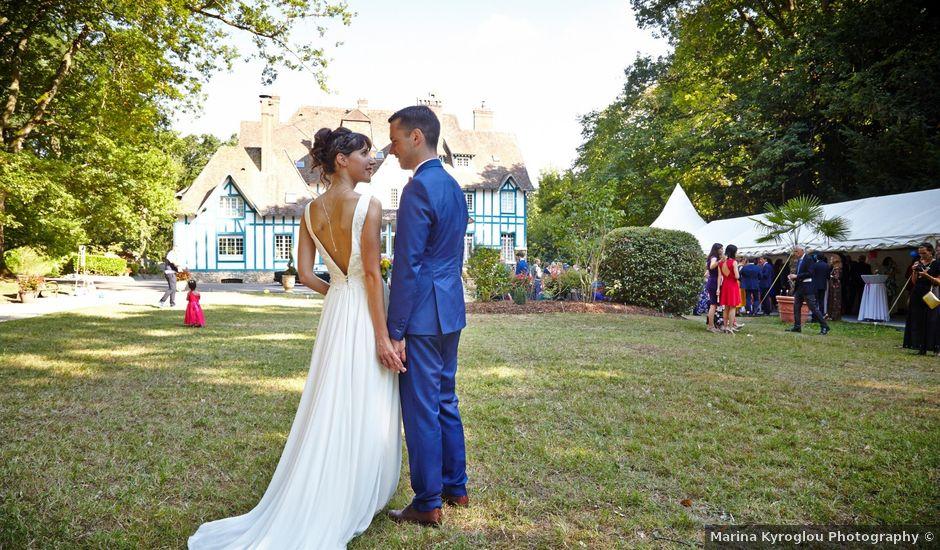 Le mariage de Sean et Caroline à Chailly-en-Bière, Seine-et-Marne