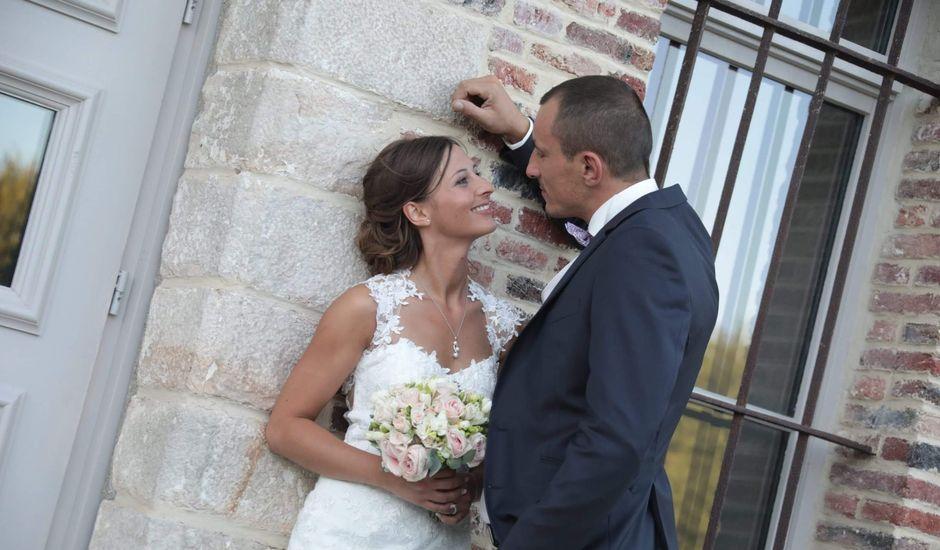 Le mariage de Romain et Laura à Morbecque, Nord