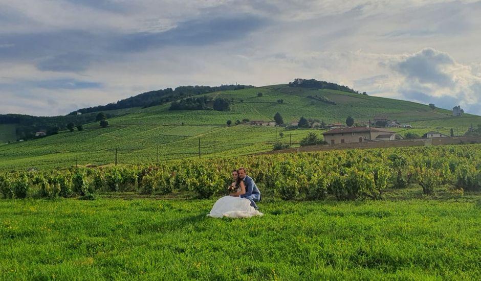 Le mariage de Pierre et Solène à Saint-Lager, Rhône