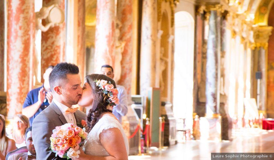 Le mariage de Sébastien et Cécile à Toulouse, Haute-Garonne