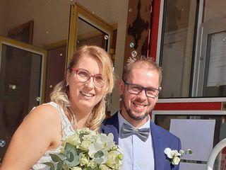 Le mariage de Jessica et Aymeric 1