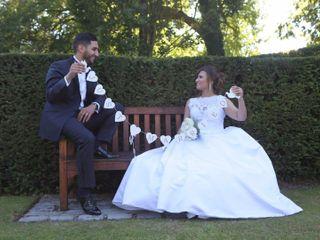 Le mariage de Redha et Amira