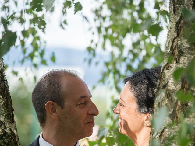 Le mariage de Christophe et Caroline à Cornier, Haute-Savoie 13