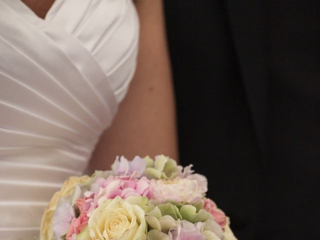 Le mariage de Christophe et Caroline à Cornier, Haute-Savoie 27