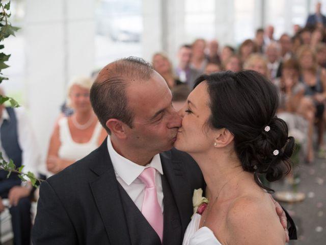Le mariage de Christophe et Caroline à Cornier, Haute-Savoie 29