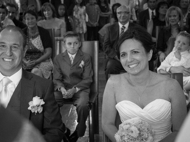 Le mariage de Christophe et Caroline à Cornier, Haute-Savoie 30