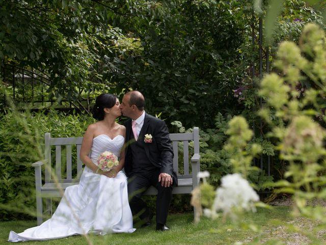 Le mariage de Christophe et Caroline à Cornier, Haute-Savoie 34