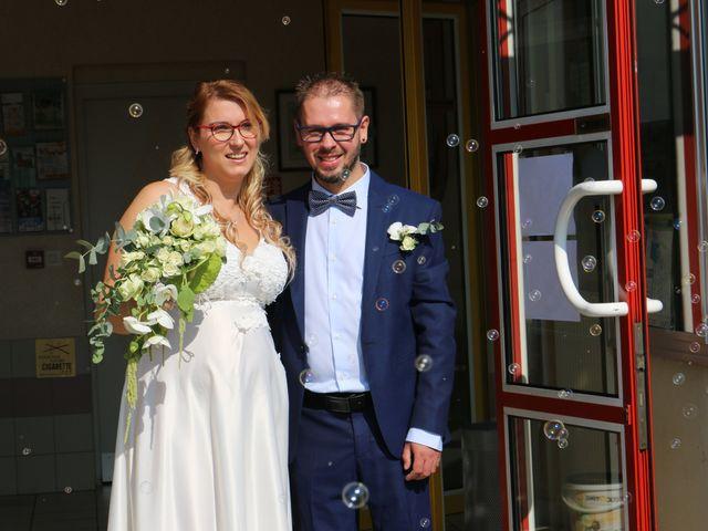Le mariage de Aymeric et Jessica à Charleville-Mézières, Ardennes 51