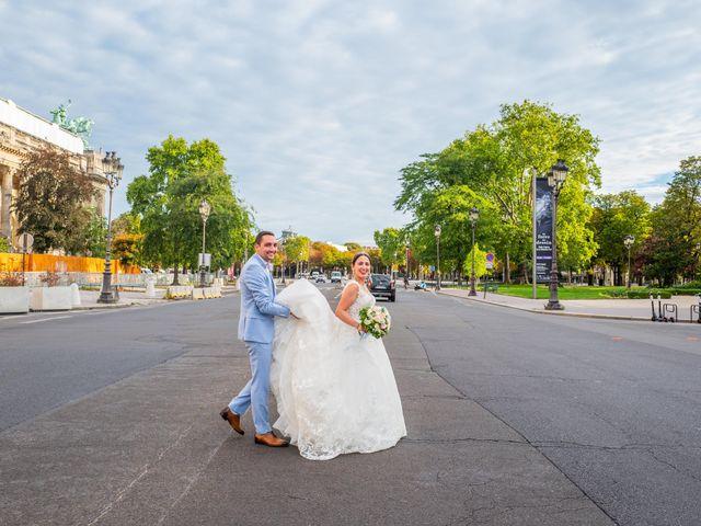 Le mariage de Alexandre et Rabeb à Paris, Paris 1