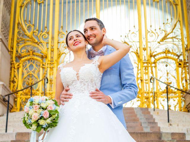 Le mariage de Alexandre et Rabeb à Paris, Paris 2