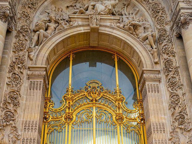 Le mariage de Alexandre et Rabeb à Paris, Paris 5