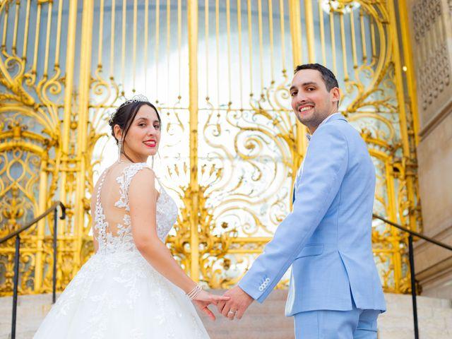 Le mariage de Alexandre et Rabeb à Paris, Paris 6