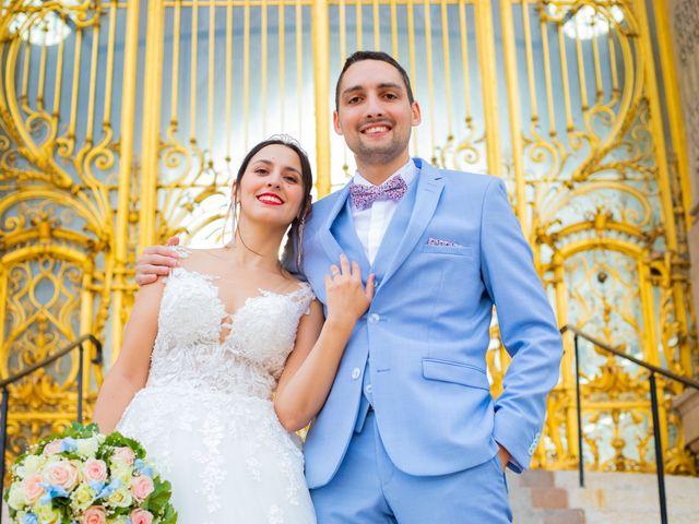 Le mariage de Alexandre et Rabeb à Paris, Paris 7