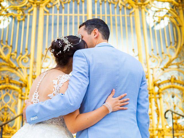 Le mariage de Alexandre et Rabeb à Paris, Paris 8
