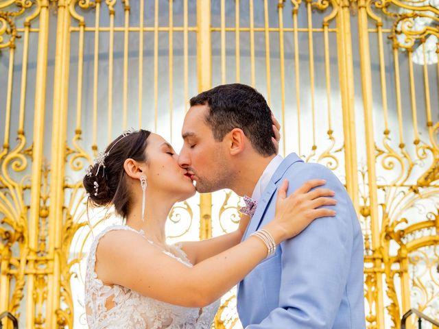 Le mariage de Alexandre et Rabeb à Paris, Paris 10