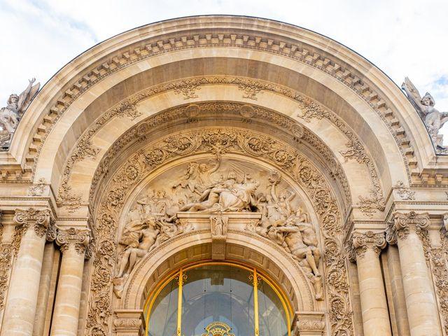 Le mariage de Alexandre et Rabeb à Paris, Paris 12