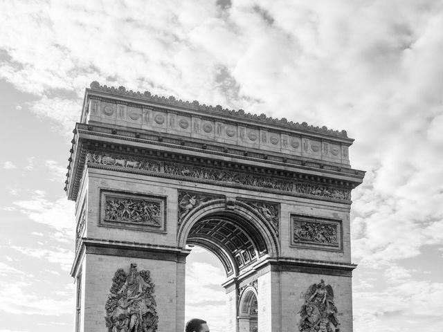 Le mariage de Alexandre et Rabeb à Paris, Paris 13