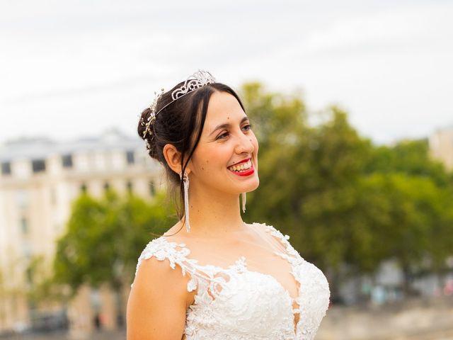 Le mariage de Alexandre et Rabeb à Paris, Paris 17