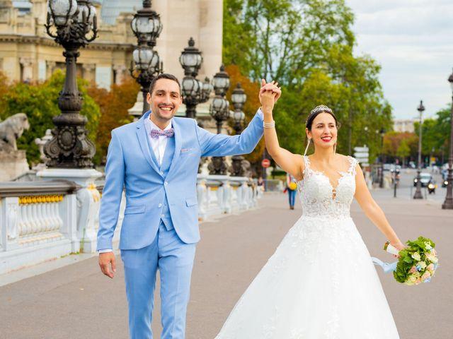 Le mariage de Alexandre et Rabeb à Paris, Paris 19