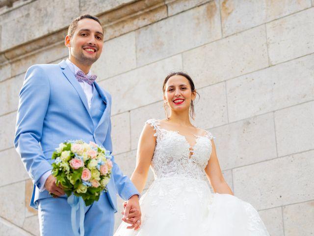 Le mariage de Alexandre et Rabeb à Paris, Paris 24