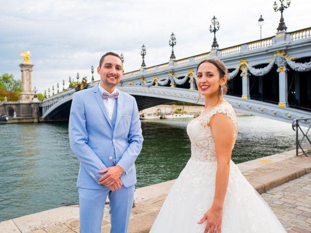 Le mariage de Alexandre et Rabeb à Paris, Paris 25